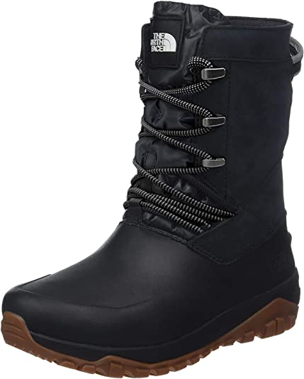 North Face womens High Boots Black Size