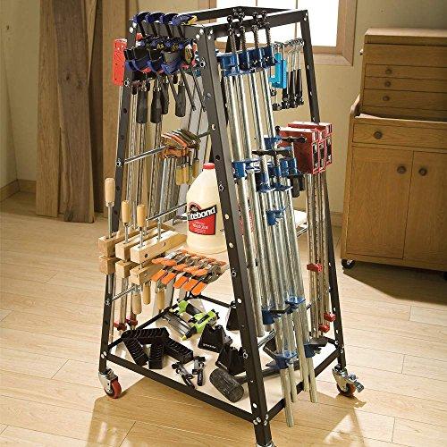 - Rockler Pack Rack Clamp & Tool Storage System