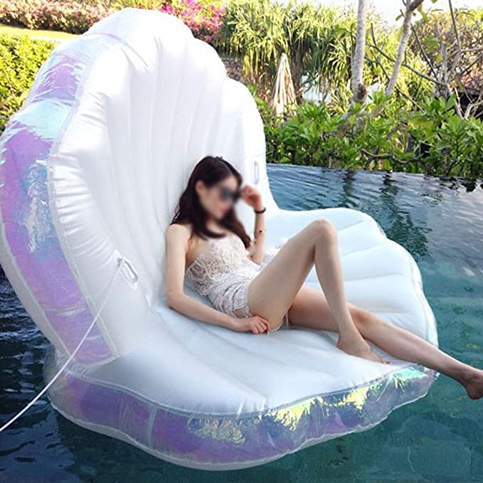 Amazon.com: CAIJUN Bean Bags Lazy Sofa Inflatable Leisure ...