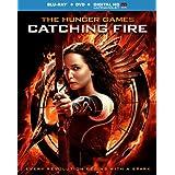 The Hunger Games: Catching Fire [Blu-ray + DVD + Digital HD]