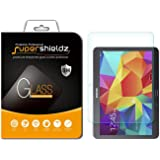 (2 Pack) Supershieldz for Samsung Galaxy Tab 4 10.1 inch (SM-T530 Model Only) Screen Protector, (Tempered Glass) Anti…