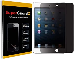 SuperGuardZ for iPad Air (2019) / Air 3 / iPad Pro 10.5 Screen Protector [Privacy, Anti-Spy], Anti-Scratch, Anti-Bubble