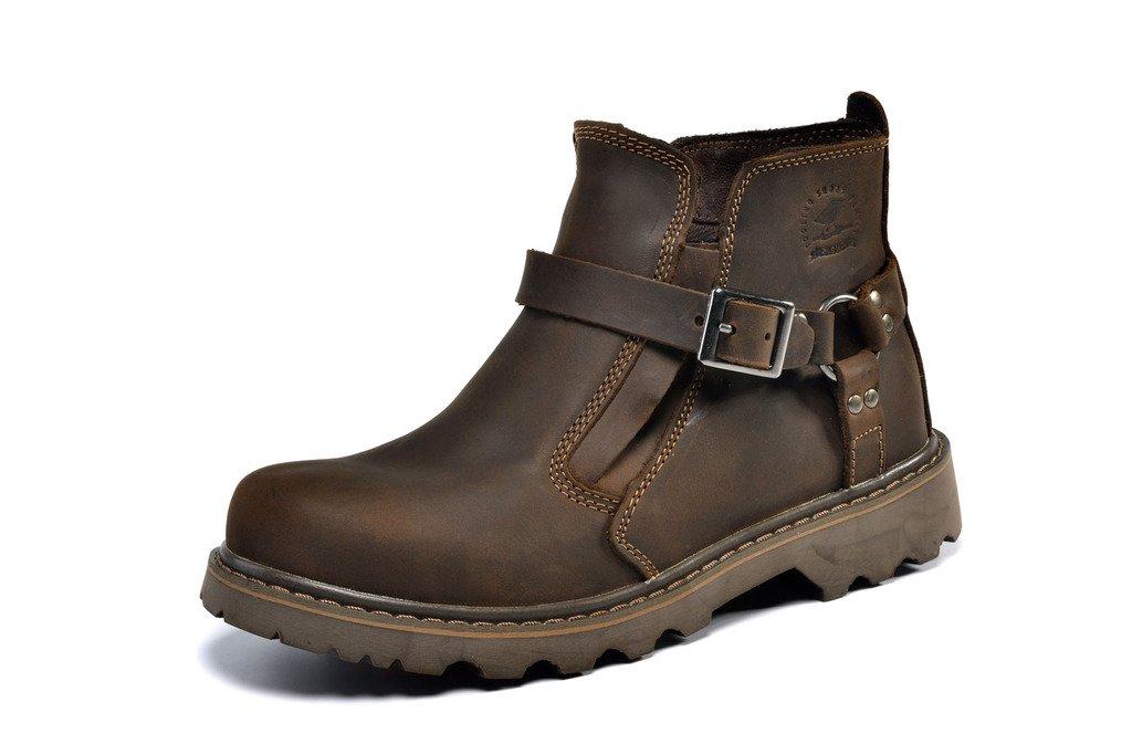 Lemontree Herren Winter Boots 172  43 EU|Dark Braun