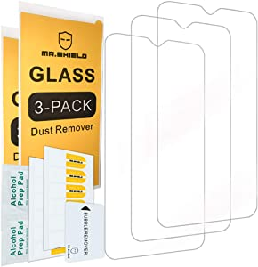[3-PACK]-Mr.Shield For Samsung Galaxy A10e / Galaxy A10E [Tempered Glass] Screen Protector with Lifetime Replacement