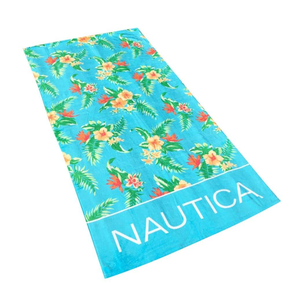 Striped Beach Towel Nautica Mens Lobster