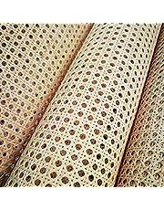 ECYC Real Rattan Webbing Natural Indonesian Real Rattan Wicker Webbing Rattan Woven Furnitures Table Chair Repair Material