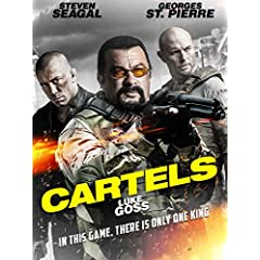 CARTELS arrives on Blu-ray, DVD, and Digital HD September 19 from Lionsgate