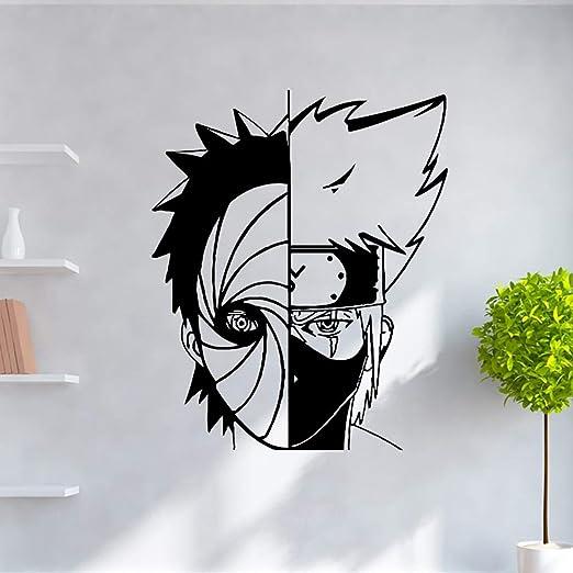 Ajcwhml Creativo Oso decoración del hogar Tatuajes de Pared ...