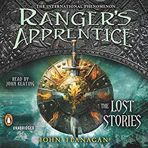 Ranger's Apprentice: The Lost Stories Audiobook