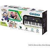 Casio SA47 Mini Portable Keyboard With Free Ninja Hattori Stationery Box