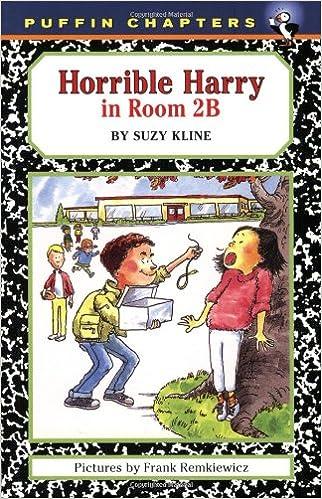Horrible Harry in Room 2B: Suzy Kline: 9780140385526: Amazon.com ...