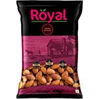 Royal Roasted & Salted Almond 400gm