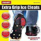 Maxim Extra Grip Ice Cleats Small,