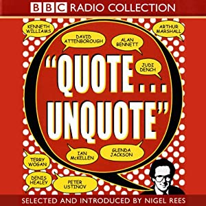 Quote Unquote Radio/TV Program