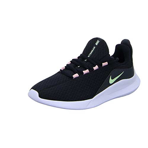 brand new 29291 a116b Nike Damen WMNS Viale Laufschuhe Mehrfarbig (BlackBarely VoltStorm  PinkAnthracite