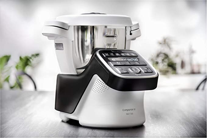 Moulinex Companion XL - Robot de cocina Companion XL, negro gris ...