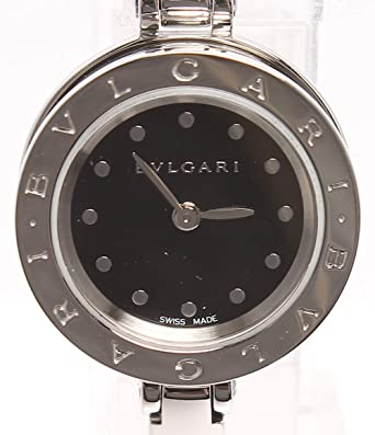 quality design 35ed2 1b07a Amazon | 美品 ブルガリ 時計 B zsero1 BZ23S クオーツ Bvlgari ...
