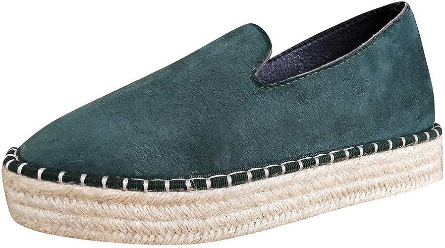 Chaussures Femmes LEvifun Femme Chaussure Espadrilles