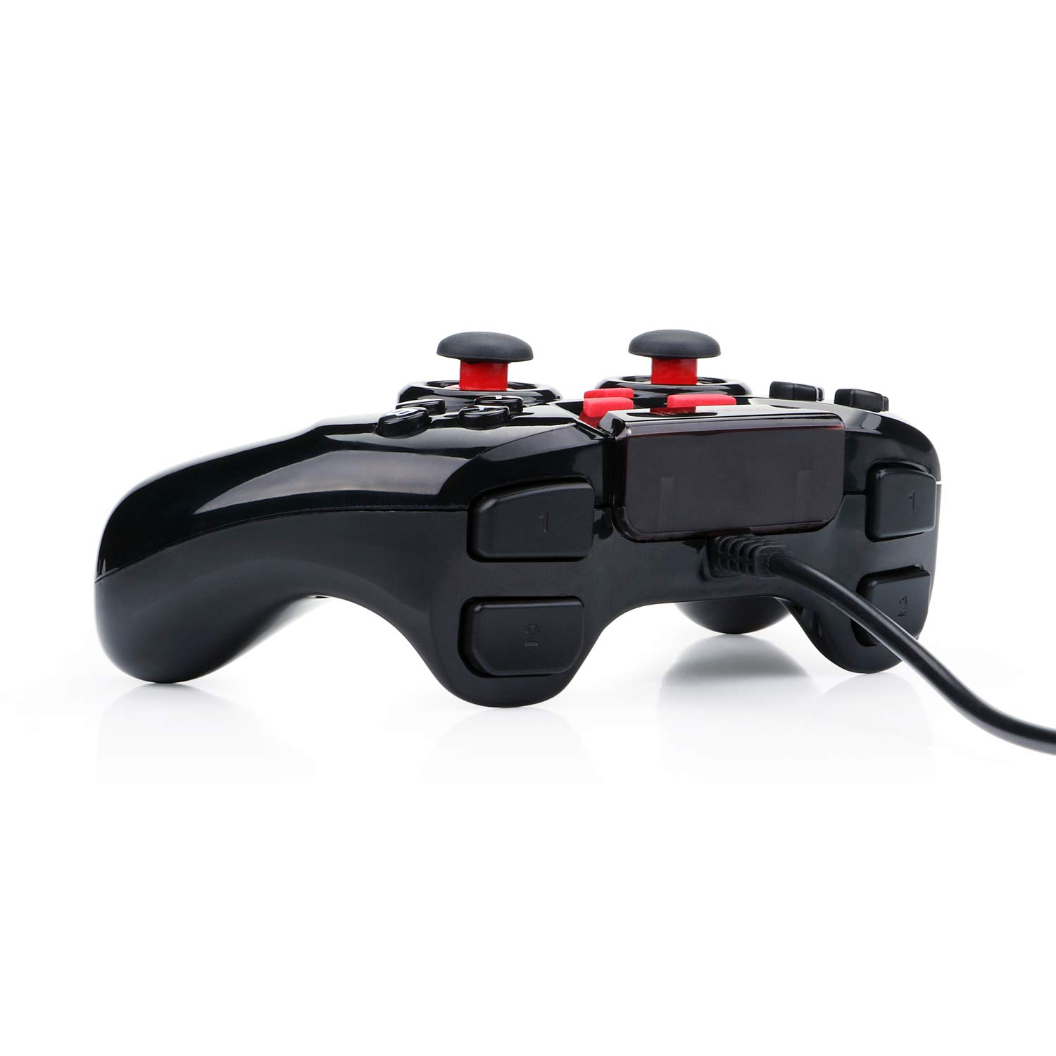 Xbox 360 Games on PC Game Controller for PC Gaming of Windows Playstation Joystick for PC PS3 Wireless Game Pad Controller for PC Xbox 360 Games G808 Harrow by Redragon Android PSP3