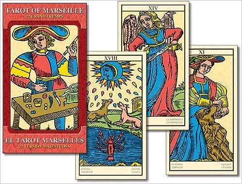 Tarot of Marseille: Grand Trumps: Amazon.es: Claude Burdel ...