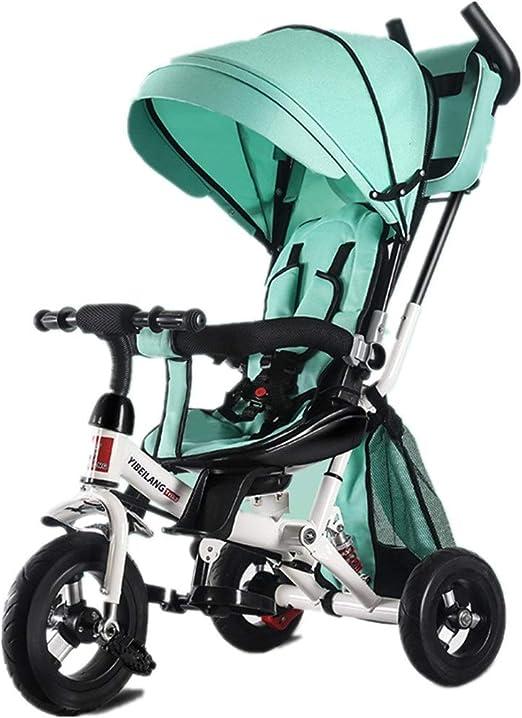 Bicicleta de equilibrio para niños Triciclo para niños Triciclo ...