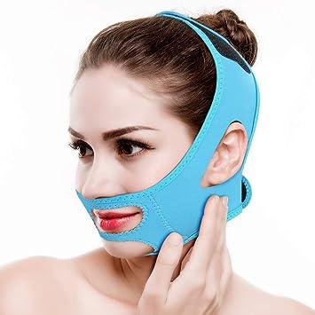 mascara para adelgazar la cara