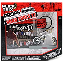 Flick Trix Props Road Fools 17 [SE Racing BMX Innovations] by Spin Master