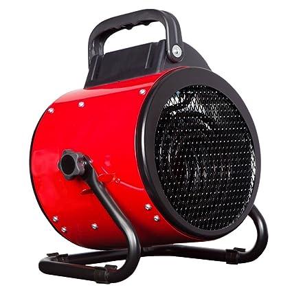 QFFL Calentador de alta potencia del hogar Calentador de baño de secado 3KW Calentador industrial de