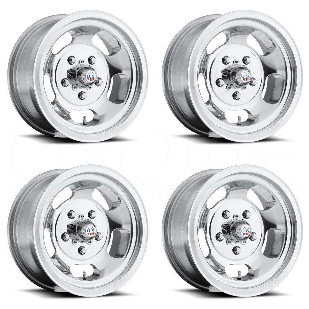 US Mags U101 Indy 15x10 6x139.7-50mm Polished Wheel Rim