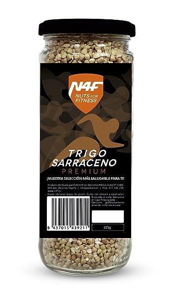 Trigo Sarraceno N4F 325G: Amazon.es: Alimentación y bebidas