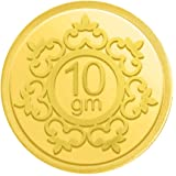 Candere By Kalyan Jewellers Gold 10 Gm, 24K (999) Yellow Gold Precious Coin