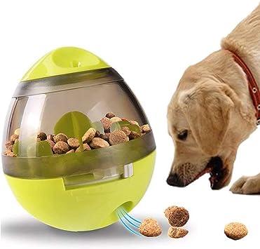 IPENNY Bolas de Comida para Perros de Balón de Distribución para ...