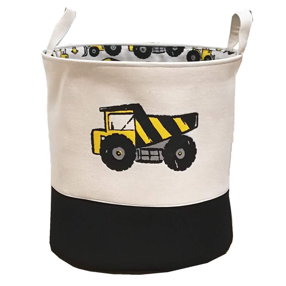Cotton Cartoon Cute Toy Storage Bins Kids Laundry Basket Nursery Hamper with Handle Toy Box//Toy Organizer for Boys and Girls Medium Size Storage Baskets Kids Balloon