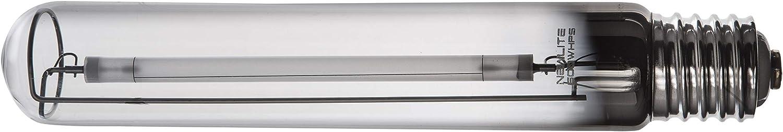 Newlite BOMB0079 Lámpara HPS de Alta Presión de Sodio, 600W 2.0 (Crecimiento y Floración)