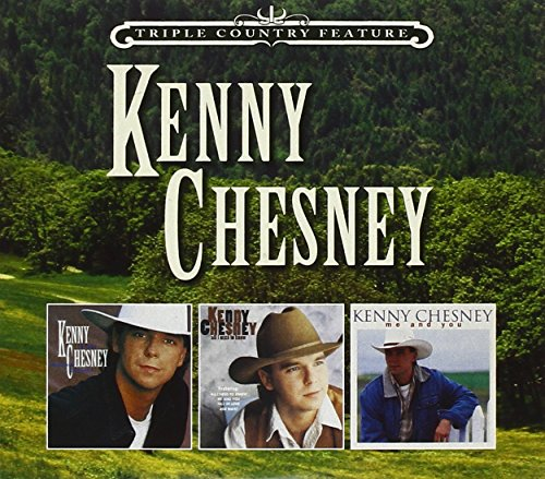 TRIPLE FEATURE: Kenny Chesney [Slip - Slip Features