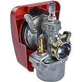 JCMOTO Speed Carburetor Carb 2-Stroke 48 49 50 60 66 80cc cc | motorized bicycle bike engine motor kit