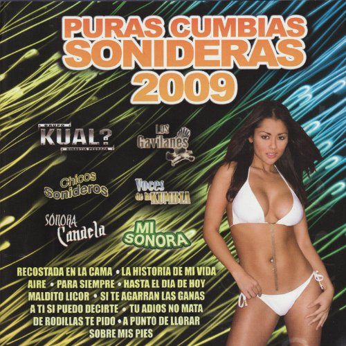 Las Mejores Cumbias Sonideras by Various artists on Amazon Music - Amazon.com