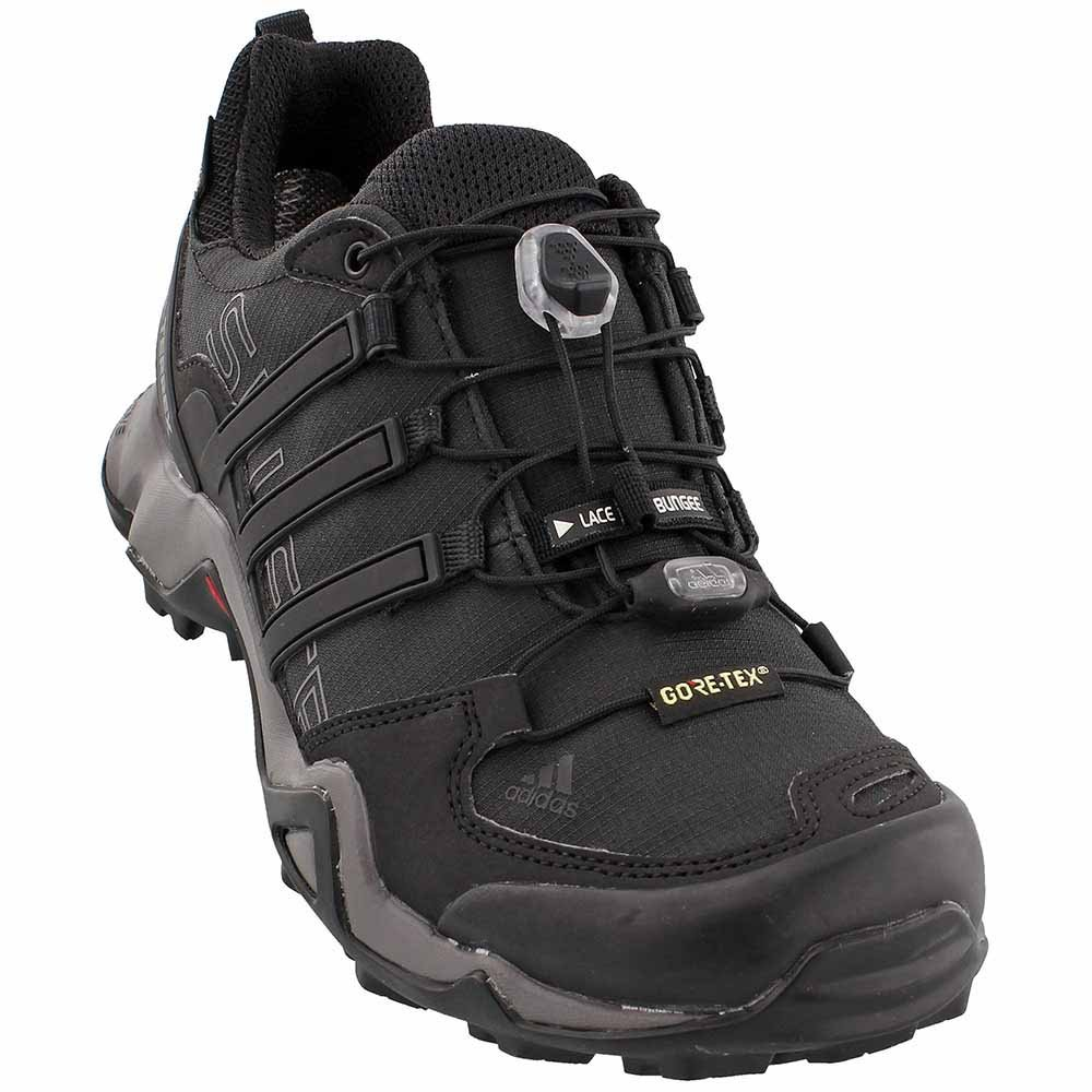 Adidas Terrex Swift R Gtx W Black/Black/Granite Women's  Hiking Shoes - 6.5 B(M) US B01HNFSJ34 Parent