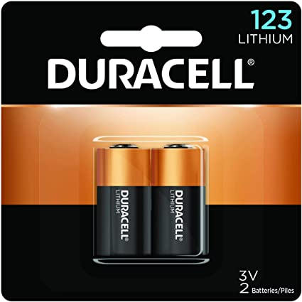 cr2 3V Ultra Lithium Photo Size Battery Long Lasting Battery Duracell 2 Count