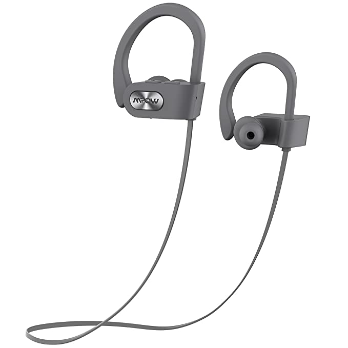 earbud with mic wiring further wireless portable pa system as well 4 wire wiring a microphone to phono amazon com mpow flame [updated] bluetooth headphones, bassup earbud with mic wiring further wireless portable pa system as well as