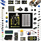 UNO Starter Kit for Arduino 1602LCD Servo LED Motor Relay Encoder Fan+PDF