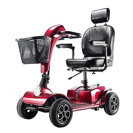 Scooter Electrico Para Minusvalidos 4 Ruedas,moto Electrica ...