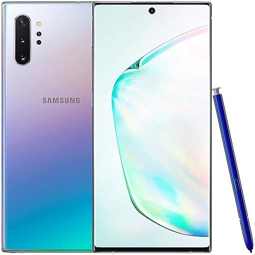 Samsung Galaxy Note 10+ PLUS 5G Model SM-N976 / 512GB / Unlocked SIM フリー (Aura Glow) (Saephone限定特典3点)