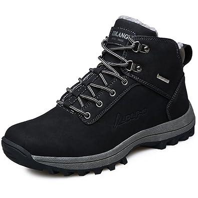 Men Classic Hiking Boots Non-slip Shoes