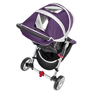 Baby Jogger City Mini Stroller In Purple reviews
