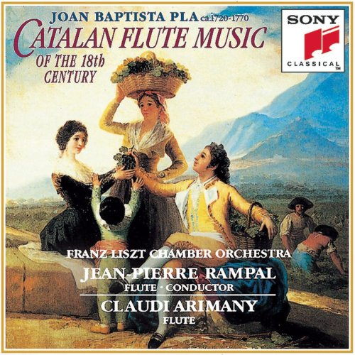 Pla: Catalan Flute Music of the 18th Century