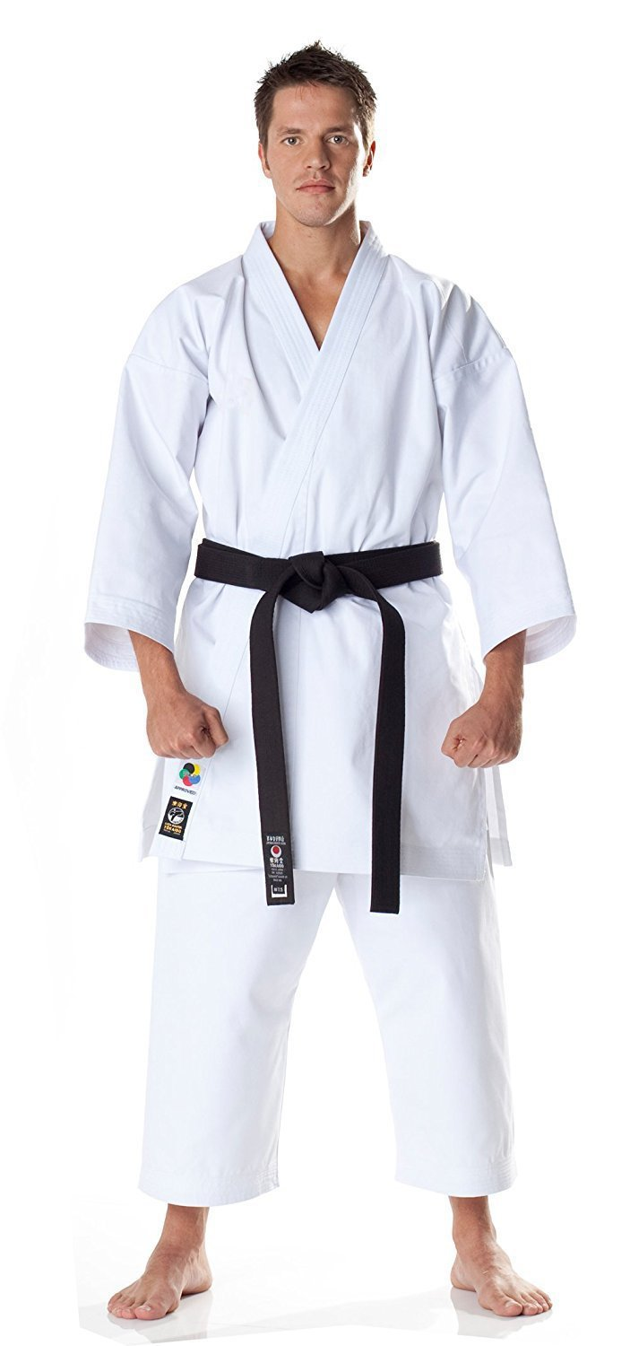 Amazon.com: Tokaido Karate Gi Kata Master Silver 12oz: Clothing