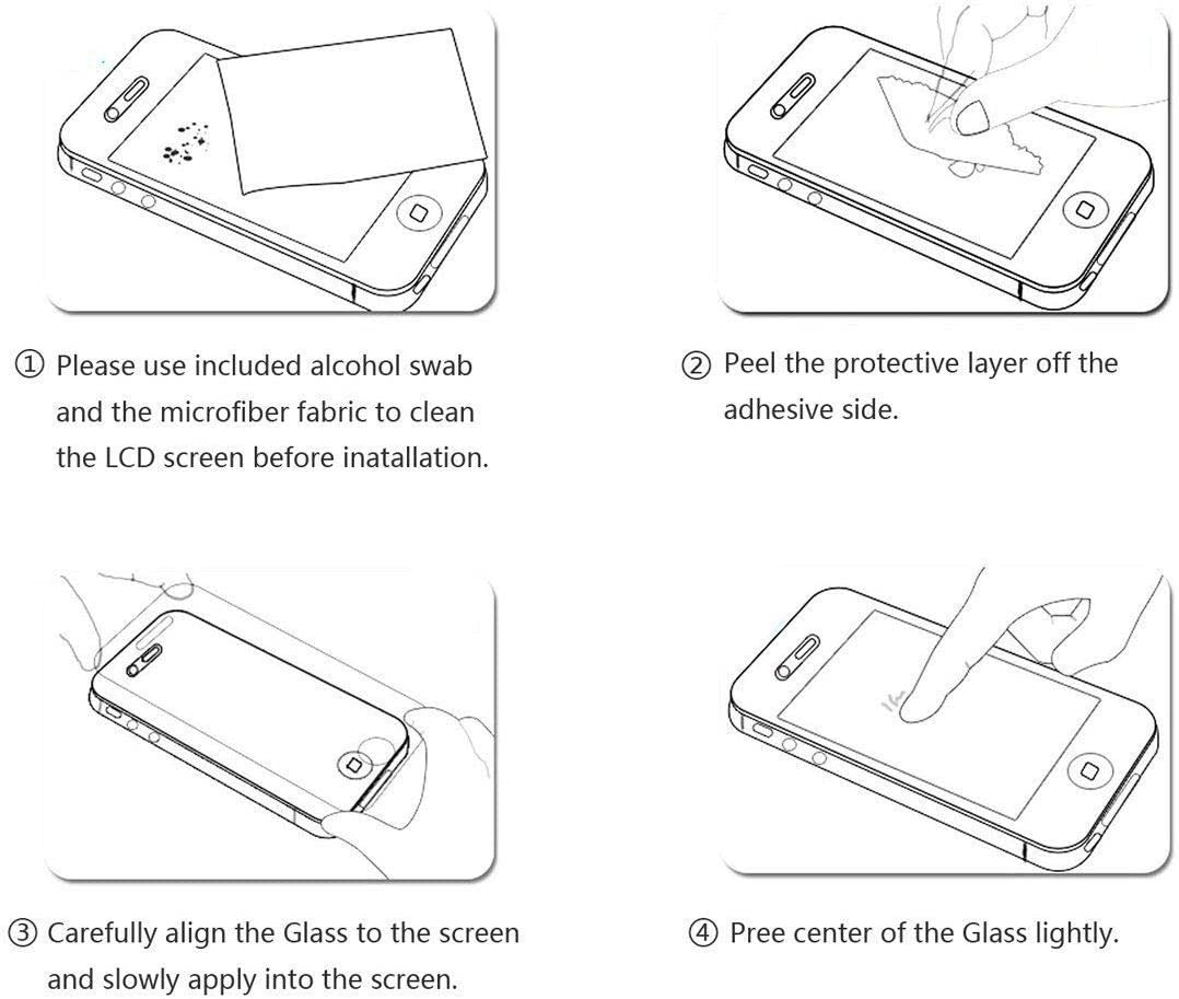 sans bulles duret/é 9H anti-traces de doigts transparent Zshion Lot de 3 protections d/écran en verre tremp/é pour Garmin Edge 830