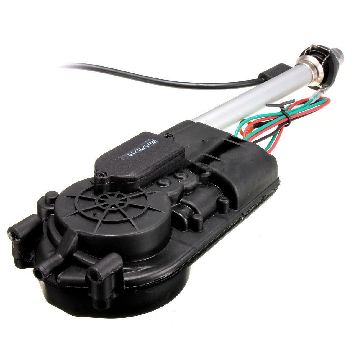 Auto Antenne - SODIAL (R) Auto Elektrik Luft Radio Automatische ...