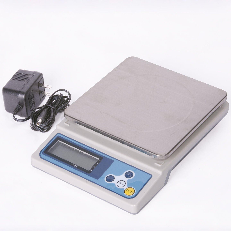 Medium Resolution Balance Scale/ 2000 x 0.1 g / School, Lab, Tabletop, Kitchen